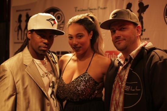 Blak Ace, Alisha & Snake Eyz