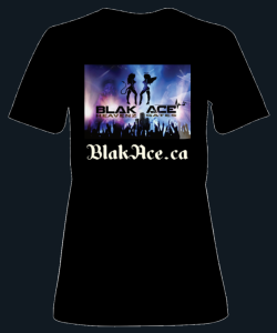 Blak Ace Heavenz Gates T-Shirt